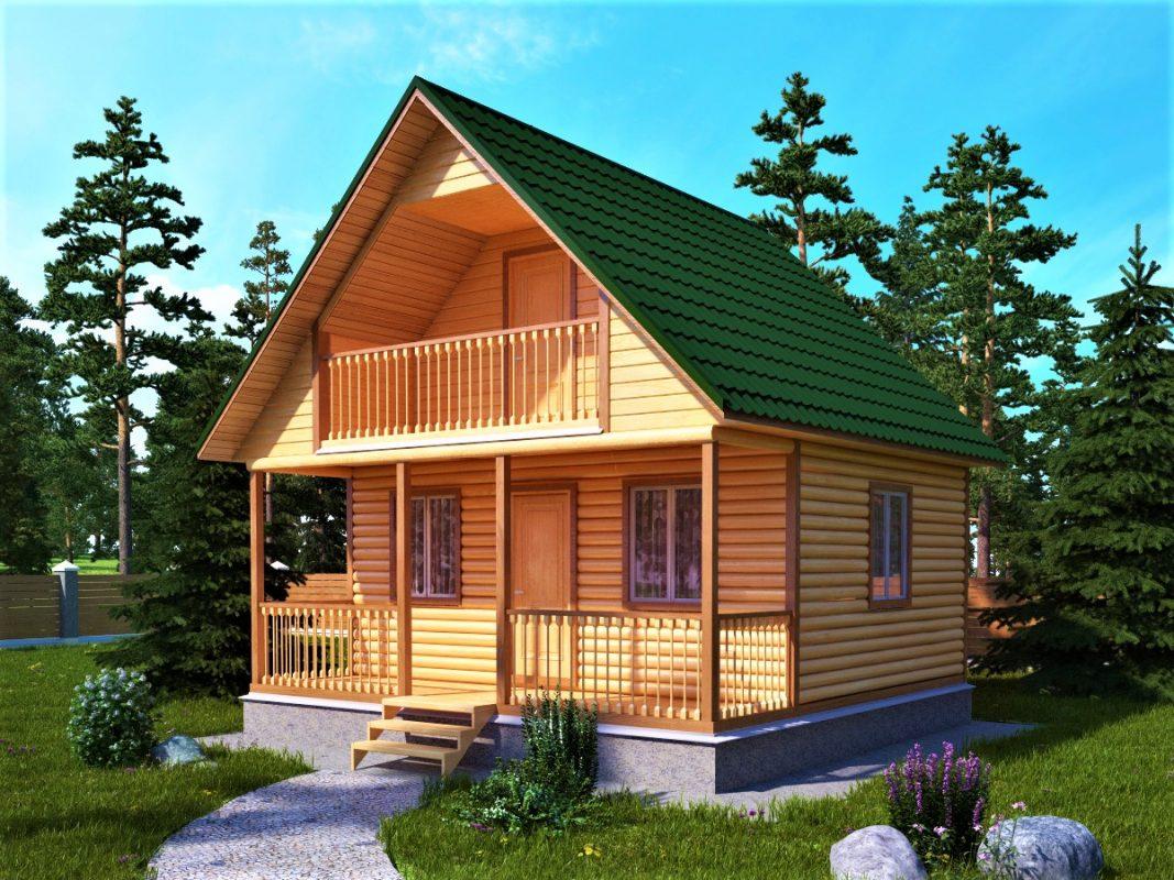 дачный дом из бруса проекты фото лиз мечтала
